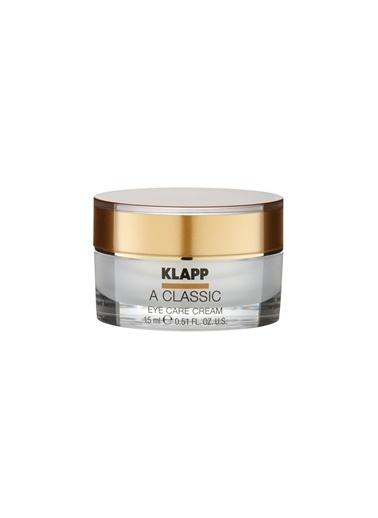 A Classic Eye Care Cream 15ml-Klapp